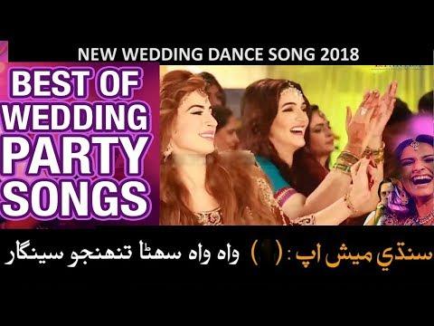 Dance Song New Wedding Sindhi Medley 2018  Sindhi Best Mashup