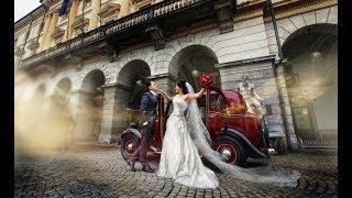 Цветокоррекция свадебного клипа