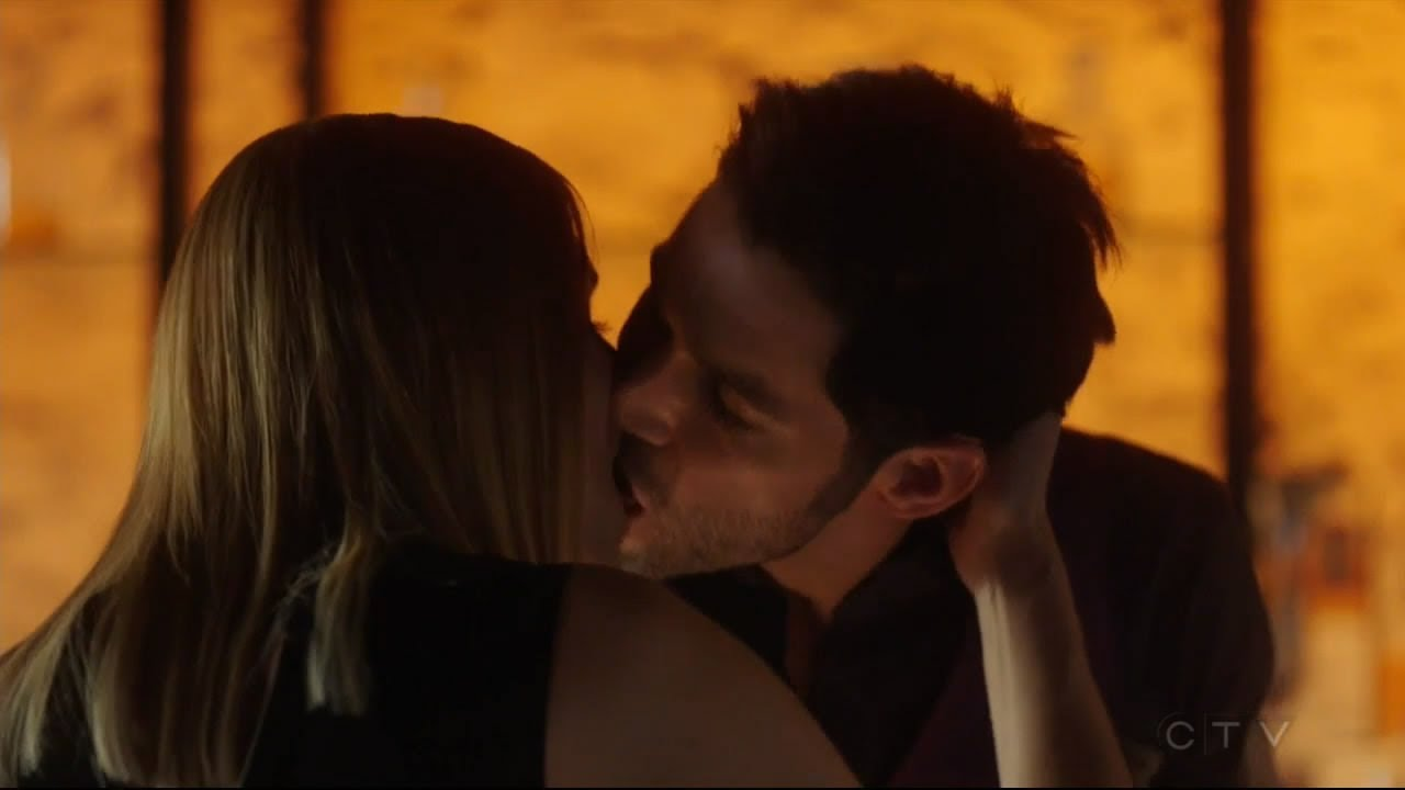 Image result for Chloe and Lucifer