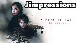 A Plague Tale: Innocence - Heartwarming And Horrifying (Jimpressions) (Video Game Video Review)