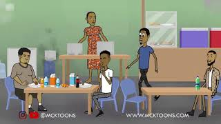 Download Mcktoons Comedy - CASE 2 'Money palava' (MCKTOONS) MCKTOONS