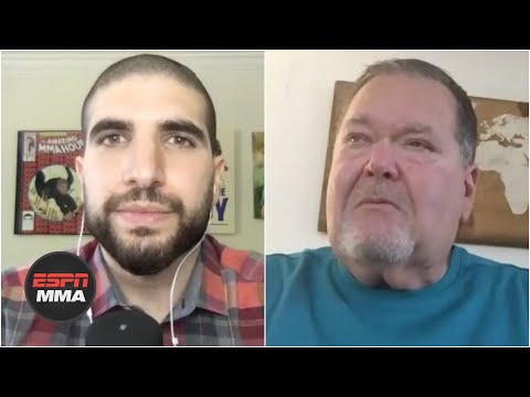 Jim Ross Talks Attending UFC Jacksonville, Owen Hart Memories | ESPN MMA
