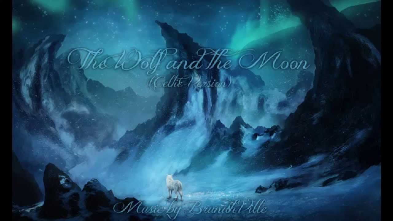 Night Sky 3d Wallpaper Celtic Music The Wolf And The Moon Celtic Version