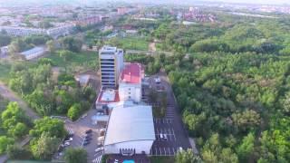 ГОСТИНИЦА КОСМОС В КАРАГАНДЕ(, 2015-08-29T18:13:27.000Z)