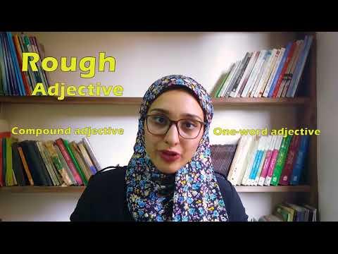 حدودتة كلمة Rough - تعلم اللغة الانجليزية مع Menna Emad