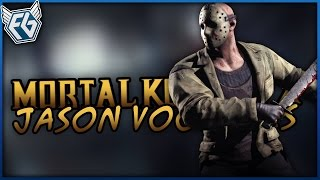 Český GamePlay | Mortal Kombat XL - Jason Voorhees | 1080p 60FPS