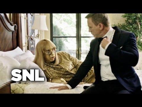 Bond Girls - SNL
