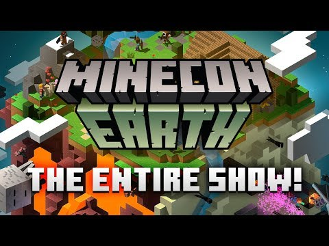 MINECON Earth 2017 Livestream