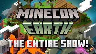 MINECON Earth 2017 Livestream thumbnail