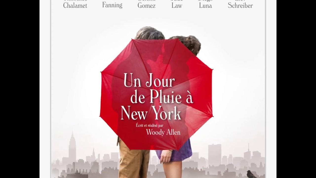 Un jour de pluie à New York - Le cinéma dans les films de Woody Allen