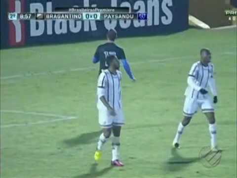 SÉRIE B - Bragantino 0 x 0 Paysandu * 11.06.2016