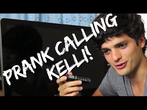 Prank Calling Kelli! | Jordan's Messyges