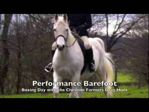 Performance Barefoot - Cheshire Farmers Boxing Day 2011