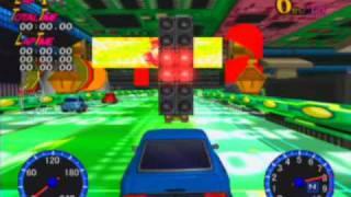 ChoroQ Game Sample - Playstation 2