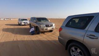 (Vlog) 新年杜拜遊 Day 1 u0026 2 哈里發塔/沙漠四驅車