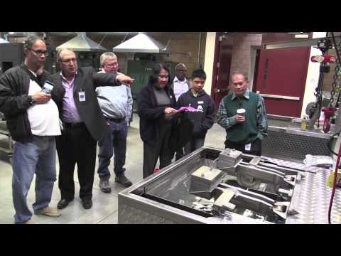 Caltrans News Flash #36 - Caltrans Takes In-Depth Look at Transportation Lab