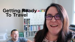 The Roof Collapsed + Getting Ready For Travel & Cleaning Vlog | PaulAndShannonsLife
