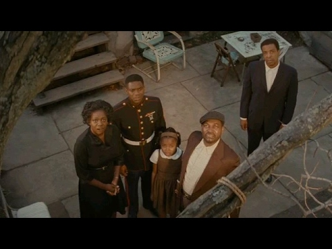 Fences ending - Gabe opens the gates streaming vf