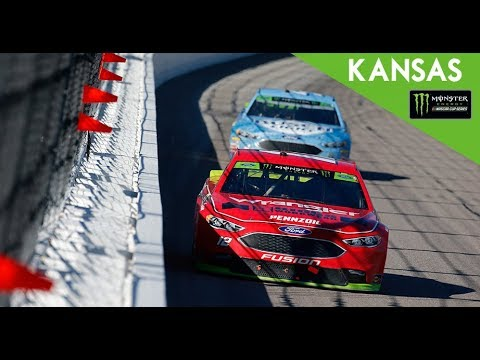 Monster Energy NASCAR Cup Series- Full Race -Hollywood Casino 400