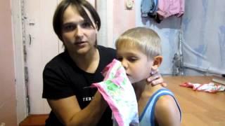 Семья Бровченко. Как правильно высмаркивать нос ребенку, чтобы не было осложнений на уши.