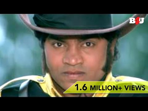 Johnny Lever As A cowboy | Funny Scene |...