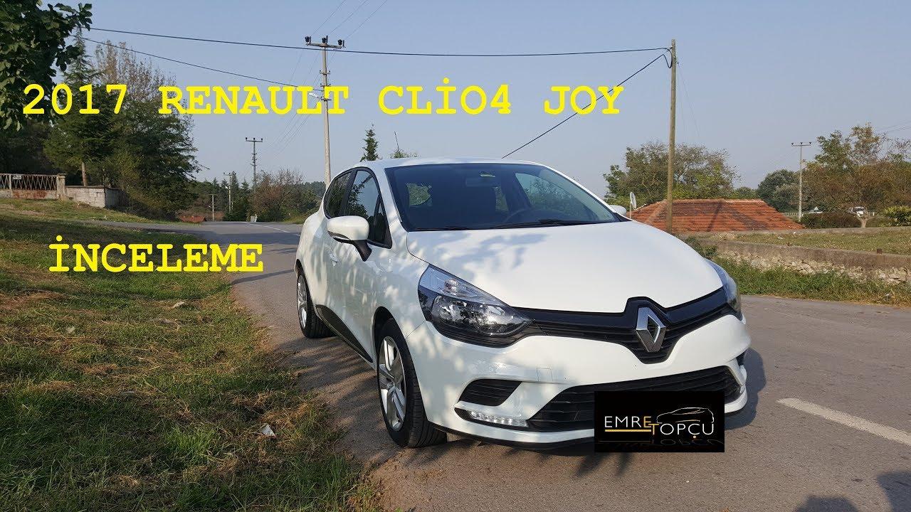 2017 Renault Clio 4 JOY Artıları ve Eksileri Ayrıca Dikkat Etmeniz Gerekenler