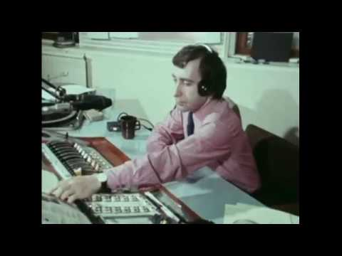 BBC Northern Ireland continuity - behind the scenes 1974