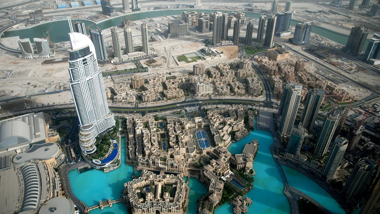 Top 7 places to visit dubai travel youtube for Dubai places to stay