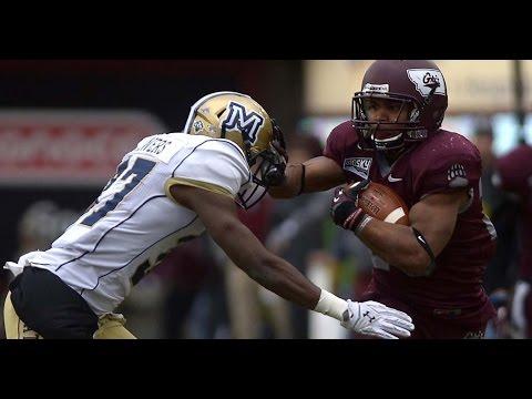 2014 Brawl of the Wild: Montana State at Montana - Big Sky Football
