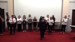 Смотреть видео Нелли Григорян - Пастор церкви ''Божий дом'' г. Москва онлайн