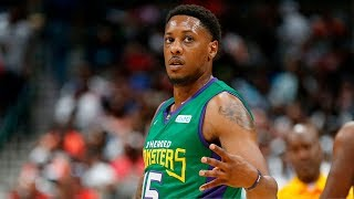 Mario Chalmers' BEST BIG3 Game - Highlights - 19 Points, Game-Winning Shot!
