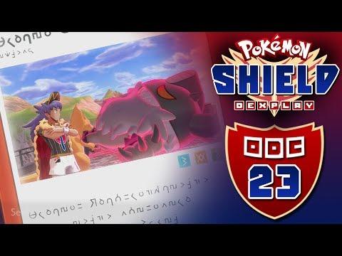 Frustracja i Czerwone Promienie! || Pokémon Sword & Shield Dexplay  || #23