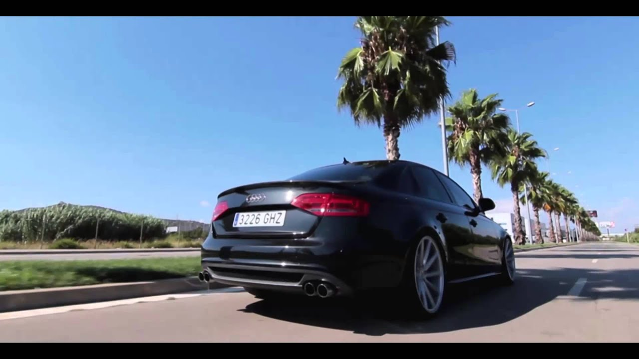 Audi S4 B5 >> Audi A4 B8 Stance by OuttouMedia - YouTube