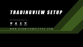 How To Trade Forex 101 - Setup Trading View Charts For Swing Trading