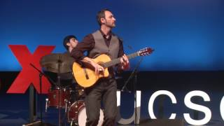 Spanish Guitar Band | Domingo DeGrazia and the DeGrazia Spanish Guitar Band | TEDxTucson