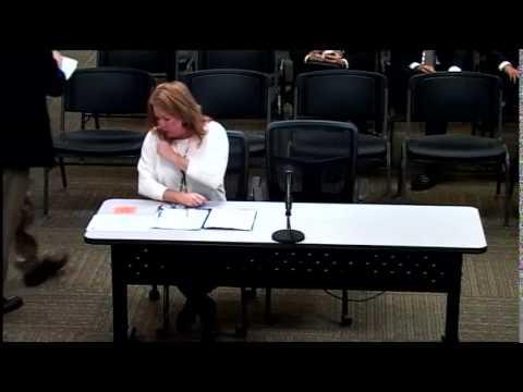 Health Committee Meeting - 10/13/2014