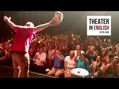 Theater In English In Tel Aviv   The Wandering Israeli