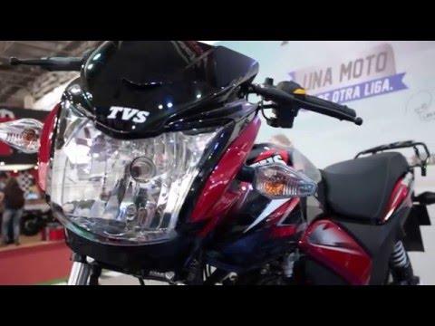TVS Stryker 125 2017 Ficha Técnica - Nuevas motos 2016 al 2017 Colombia