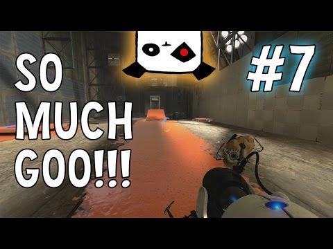 Pandamyte Plays Portal 2 - Part 7
