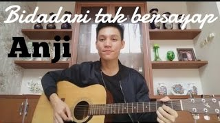 Video Anji-Bidadari Tak Bersayap (cover heryandi) download MP3, 3GP, MP4, WEBM, AVI, FLV Januari 2018