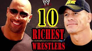 WWE RICHEST SUPERSTARS | TOP TEN WWE RICHEST SUPERSTARS |  TOP 10 WWE RICHEST SUPERSTARS OF 2018