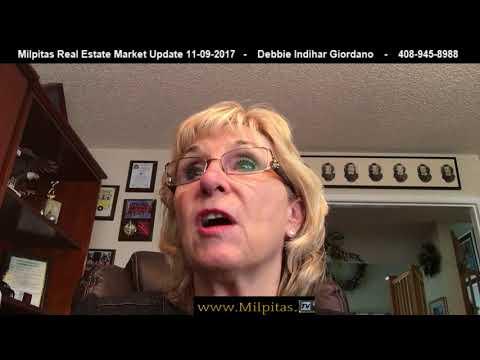 Milpitas Real Estate Market Update 11 09 2017