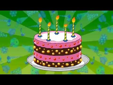 Doğum Günü Şarkısı   Mutlu Yıllar Sana İyiki Doğdun   Happy Birthday To You Türkçe