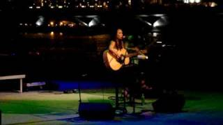 Tay Kewei - Outdoor Concert July 19th, Singapore - A Chinese song.