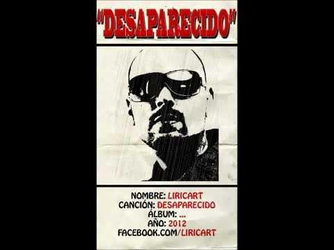LIRICART - DESAPARECIDO.mp4