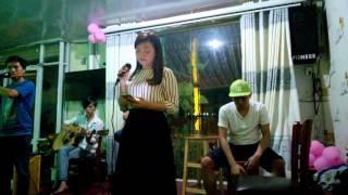 ÁNH TRĂNG NÓI HỘ LÒNG EM - MINH THƯ (CỎ ACOUSTIC BAND)