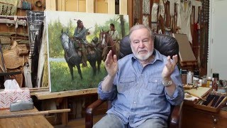 A Conversation with Howard Terpning
