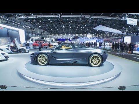 Alternative Energy Vehicles Highlight Dubai Motor Show