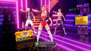 Dance Central 3- Baby Got Back - (Hard/Gold/100%) (DC2)