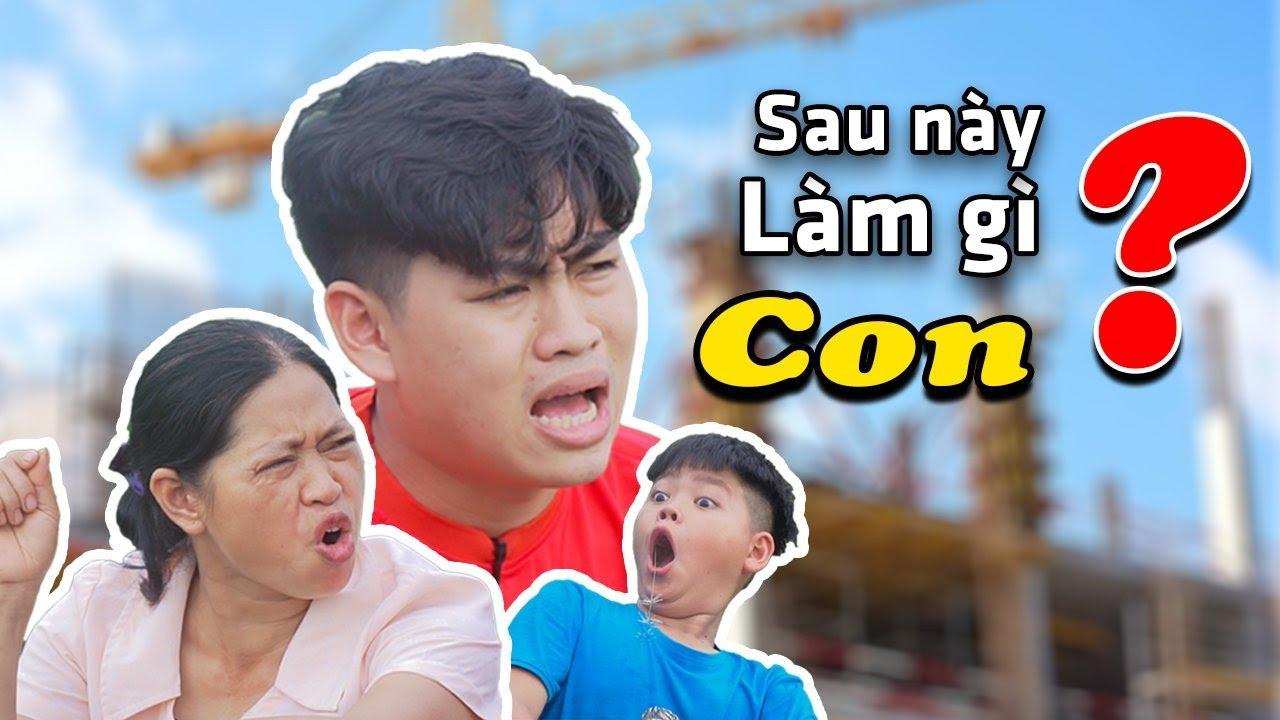 Download Sau Này Làm Gì Con 2 | NMT Vlog.